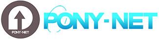 PONY-NET logo